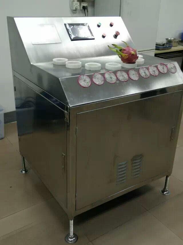 厂家供应火龙果切片机,火龙果片加工设备