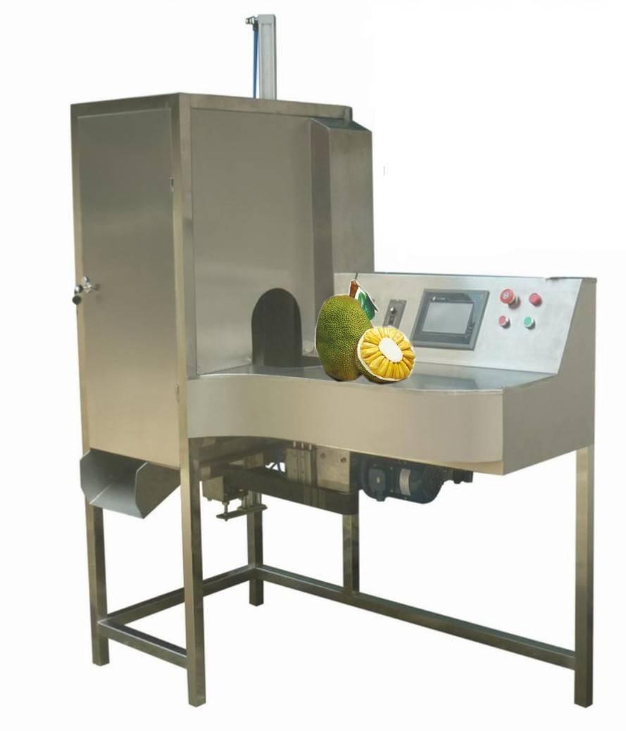 达桥供应菠萝蜜削皮机 菠萝蜜去皮机 菠萝蜜加工设备