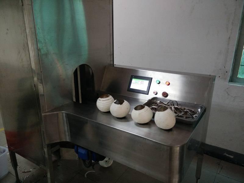 达桥供应椰子削皮机  椰子去皮机  椰子加工设备