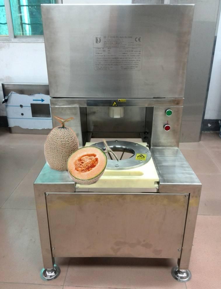 厂家供应哈密瓜切瓣机 哈密瓜干加工设备