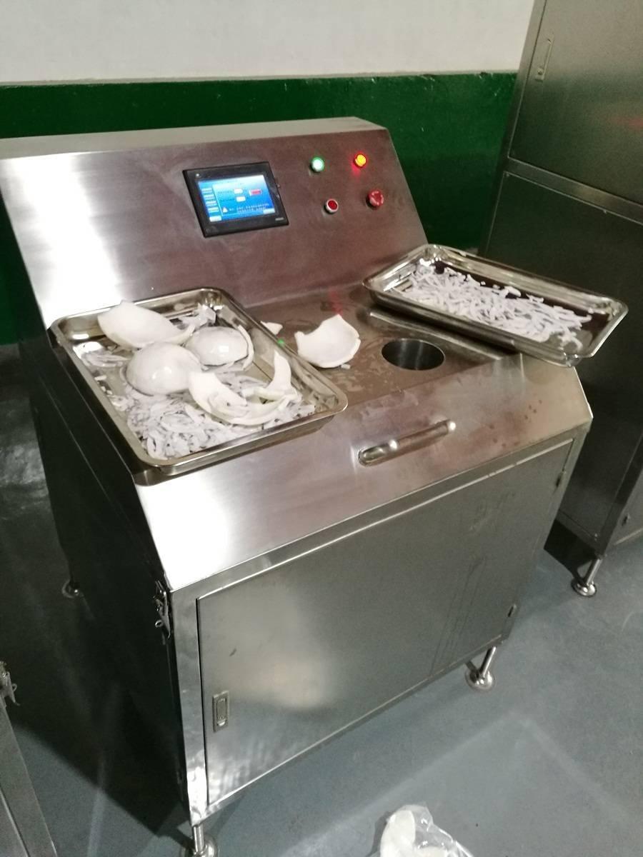 厂家供应椰肉切片机,片片均匀又光滑